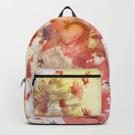 Red Blots in the Sun / Poppy obsession, Nostalgic Backpack