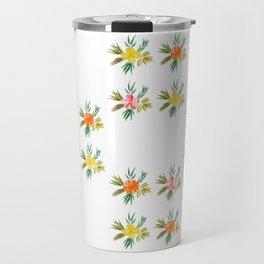 Botanic Pattern #1 Travel Mug