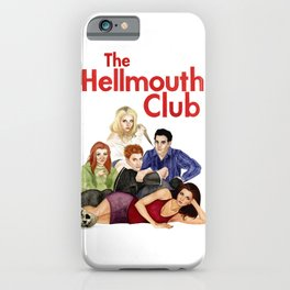 The Hellmouth Club iPhone Case