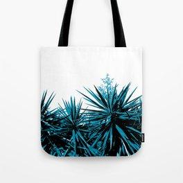Yucca Trees Tote Bag