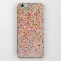 sprinkles iPhone & iPod Skins featuring Sprinkles by Candy Circles
