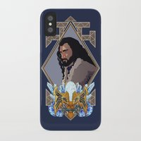 thorin iPhone & iPod Cases featuring Thorin  by Inkforwords