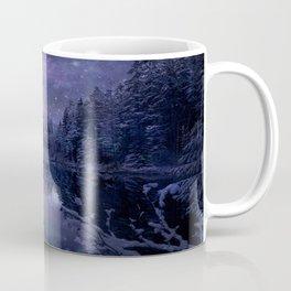 A Cold Winter's Night Coffee Mug