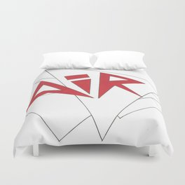 Air Got Me So Fly Duvet Cover