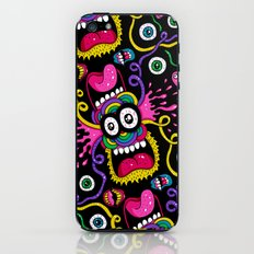 There's Something On Your Face iPhone & iPod Skin