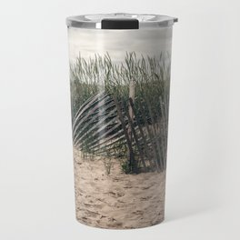 A Beach Day Travel Mug