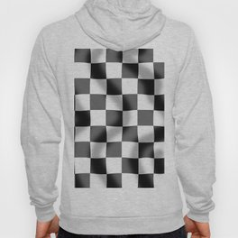 Chequered Flag Slight Ripple Hoody