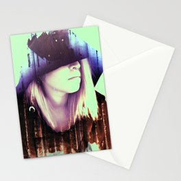 Love Affair with Suicide Witch Stationery Cards