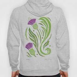 Thistle - Color Hoody