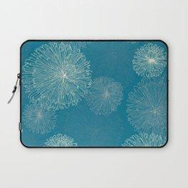 Spider Chrysanthemums Laptop Sleeve