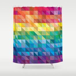 Add Colors To Your Room Shower Curtain