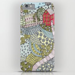 island house iPhone Case