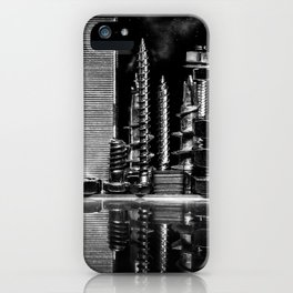 Steel City iPhone Case