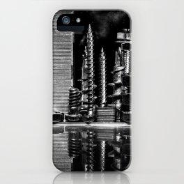 Steel City iPhone Case
