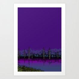 Landscape XLII Art Print