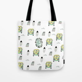 The ocean is where I belong Tote Bag