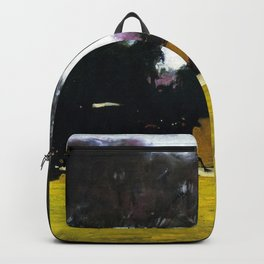 Central Park - New York City Landscape Painting by George Wesley Bellows Backpack
