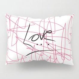 Love KA Pillow Sham