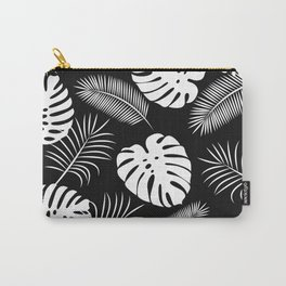 TROPICAL LEAVES 6 Carry-All Pouch