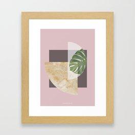 VESTIBULE #1 Framed Art Print