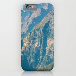 Mountain Slopes iPhone Case