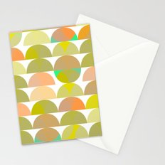 Geometric Juice Stationery Cards