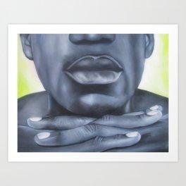 Moor Art Print