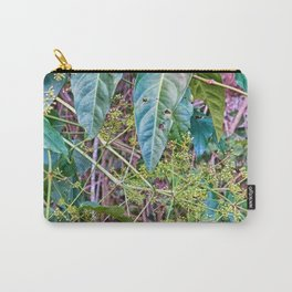 Budding in the rainforest Carry-All Pouch