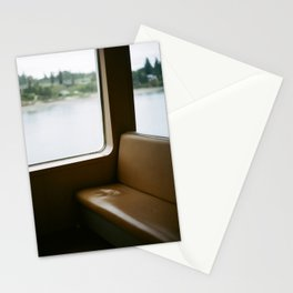 Empty Seat on the Ferry Stationery Cards