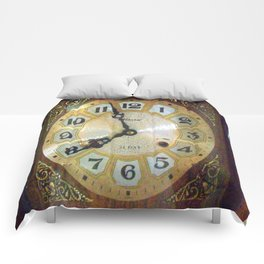 A Clock Of Time Comforters