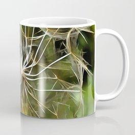 Tragopogon Wildflower Salsify Coffee Mug