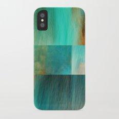 Fantasy Oceans Collage Slim Case iPhone X