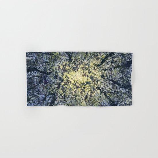 Looking Up Hand & Bath Towel