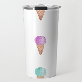 Ice Creame Travel Mug