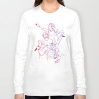 cyrilliart Long Sleeve T-shirts featuring OTRA by Cyrilliart