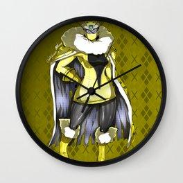 Royal Ranger - Gold Queen Wall Clock