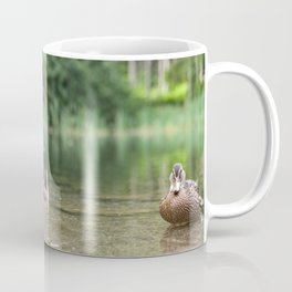duck family Coffee Mug