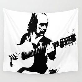 PACO DE LUCIA Wall Tapestry