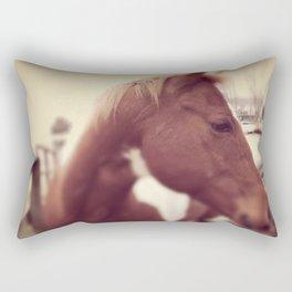 elvis Rectangular Pillow