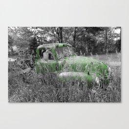 Truck Series 2 Canvas Print