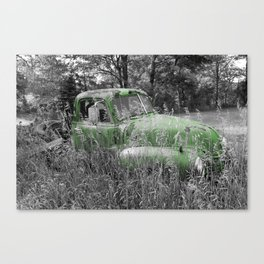 Truck Series 2 Canvas Print