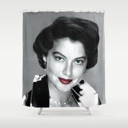 Ava Gardner Portrait #1 Shower Curtain