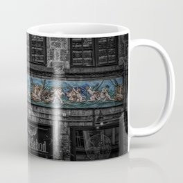 Eleventh Commandment Coffee Mug