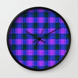 Isn't Knit Funny? Wall Clock