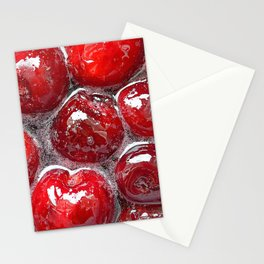 A cherry dream Stationery Cards