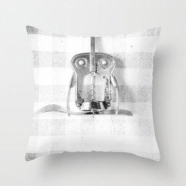 Kitchen Holy Owl Throw Pillow