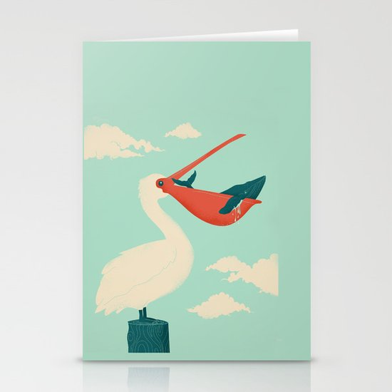 Big Catch Stationery Cards