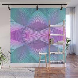 Origami Wall Mural
