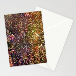 Abstract 295 Stationery Cards