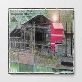 Snoqualmie Metal Print